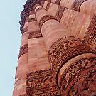 Qutb Minar by Neeraj Nema