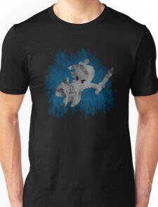 The Minish Brush Blue Unisex T-Shirt