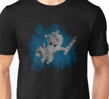The Minish Brush Blue Unisex T-Shirt