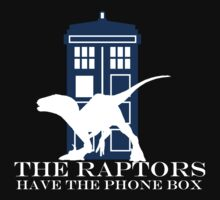 The raptors have the phone box by Ixgil