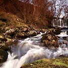 Scale Haw Waterfall by Andrew Leighton