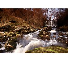 Scale Haw Waterfall Photographic Print