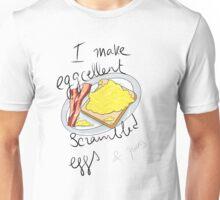 scrambled eggs Unisex T-Shirt