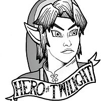 Link - The Hero of Twilight by AbigailRamey