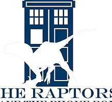 The raptors have the phone box 2 by Ixgil