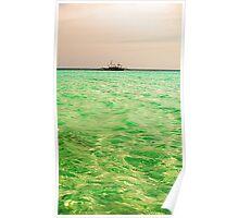 Cebu Seaside- Philippines Poster