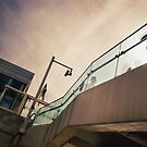 Golden Jubilee Bridge by Frank Waechter