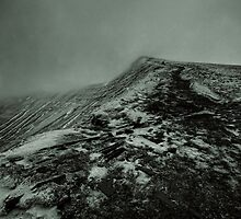 View of Corn Du by Edward Bentley