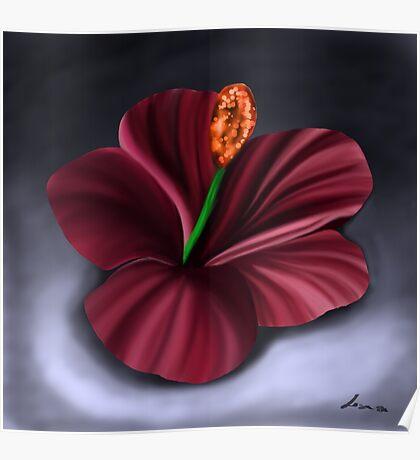 Best Fantasy Flower 4 Poster