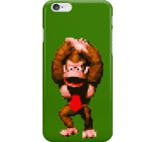 Donkey Kong Country - Cheer iPhone Case/Skin