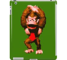 Donkey Kong Country - Cheer iPad Case/Skin