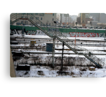 East Berlin Canvas Print