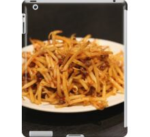 Spicy Bean Sprouts iPad Case/Skin