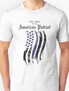 Free Since 1776 – American Patriot Unisex T-Shirt