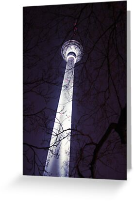 Tv Tower by Goose