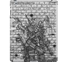 One Man Army iPad Case/Skin