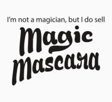 I'm not a magician, but I do sell magic mascara. Younique inspired by munedust