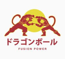 Power to fuse One Piece - Short Sleeve
