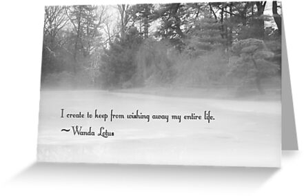 I Create by W. Lotus