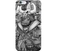 Orc Army iPhone Case/Skin
