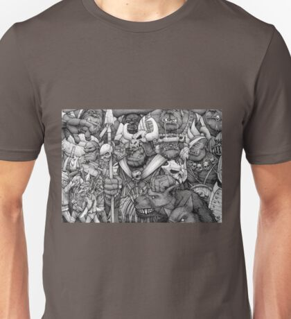 Orc Army Unisex T-Shirt