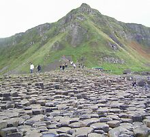 Giant's Causeway by Gerry  Temple