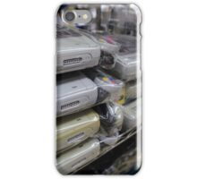 Super Famicoms iPhone Case/Skin