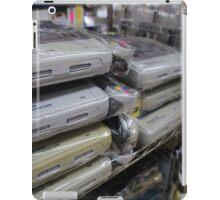 Super Famicoms iPad Case/Skin
