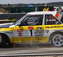 Audi Quattro S1 by Willie Jackson