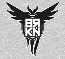 Broken Skateboards Crest by BrokenSk8boards