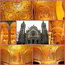 Mosaics in the Cathedral Basilica - Please view large by barnsis
