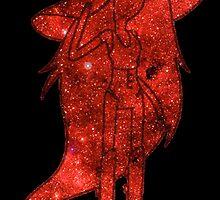 Galaxy Marceline by rawrjaws