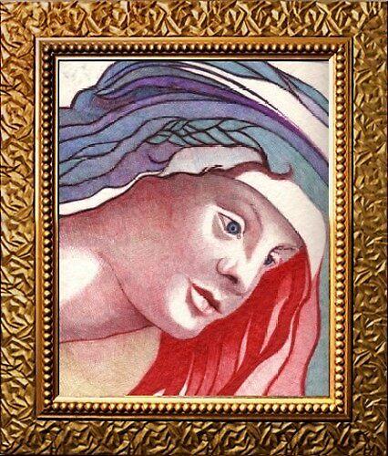 Madonna by Jerry  Stith