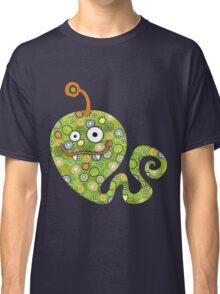 Green Worm Classic T-Shirt