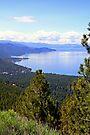 """""""Lake Tahoe's East Shore"""" by Lynn Bawden"""