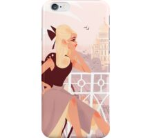 Sacré Coeur iPhone Case/Skin