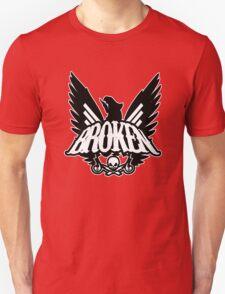Screaming Eagle Broken Logo T-Shirt
