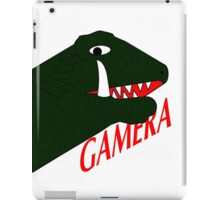 Gamera - White iPad Case/Skin