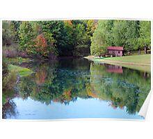 Bell Lake Retreat- edited Poster