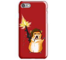 Hamster Rambo iPhone Case/Skin
