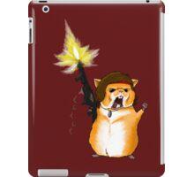 Hamster Rambo iPad Case/Skin