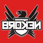 Eagle Broken Skateboards  by BrokenSk8boards