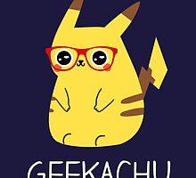Geekachu by BeckyBunny