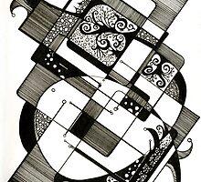 #86 Maze by Danielle J. Scott (Smith)