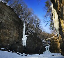 The Big Icicles of Matthiessen by Adam Bykowski