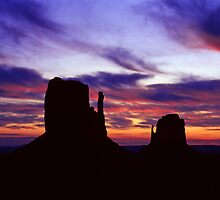 Monument Valley #15 by Mike Norton