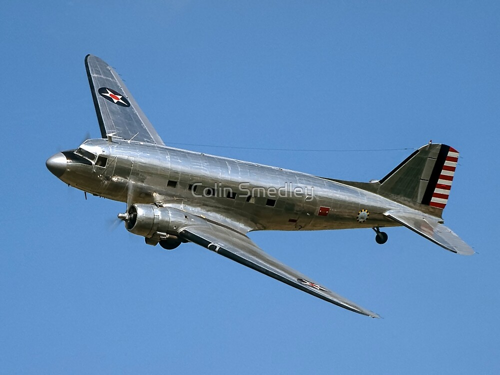The Douglas C-41 - first of all the Dakotas by Colin Smedley