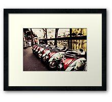Camden Market Framed Print
