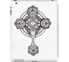 Mandala Cross Timeless iPad Case/Skin