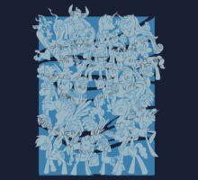 mlp - Rainbow dash blue T-Shirt